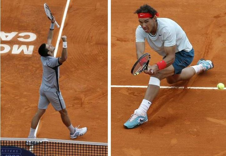 Nadal y Djokovic no se ven las caras en una final desde el Abierto de Francia en 2012. (Foto: Agencias)