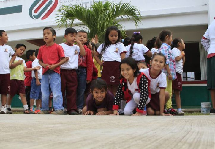 Se estima que 15 mil 322 estudiantes de Quintana Roo no terminarán el ciclo escolar. (Ángel Castilla/SIPSE)
