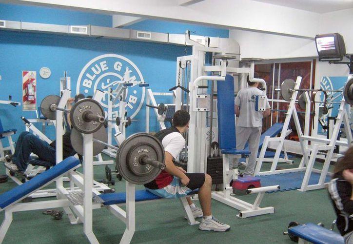 En México existen siete mil 826 gimnasios. (Agencias)