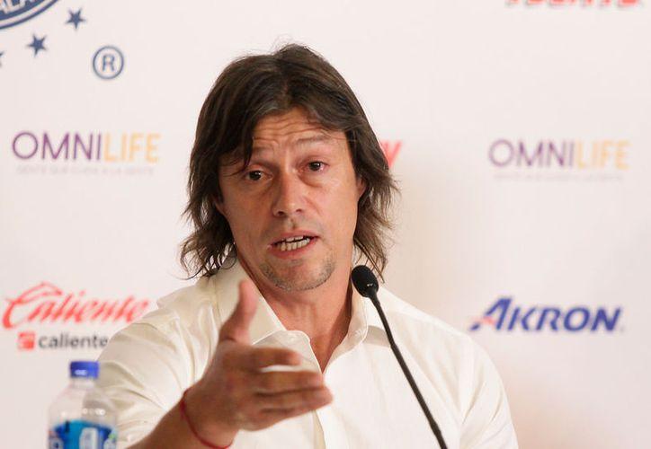 Almeyda reveló que en total fueron tres ofertas las que le realizaron en México. (Jammedia)