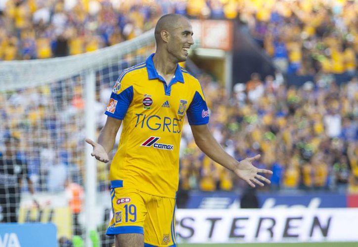 Guido Pizarro será pieza clave en el encuentro de ida de los Cuartos de Final, ante los Pumas de Francisco Palencia.(Notimex)