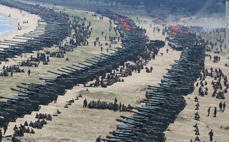 EEUU quiere convencer a Tailandia de aislar a Corea del Norte
