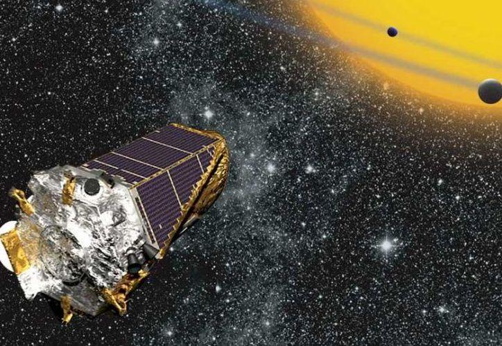 La nueva revelación astronómica incluye un nuevo cuerpo celeste que orbita una estrella muy brillante. (NASA)