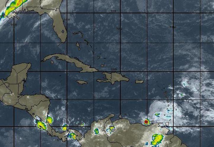 Para la Península de Yucatán se prevé cielo medio nublado. (Intellicast)