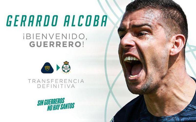 Gerardo Alcoba cambia de aires
