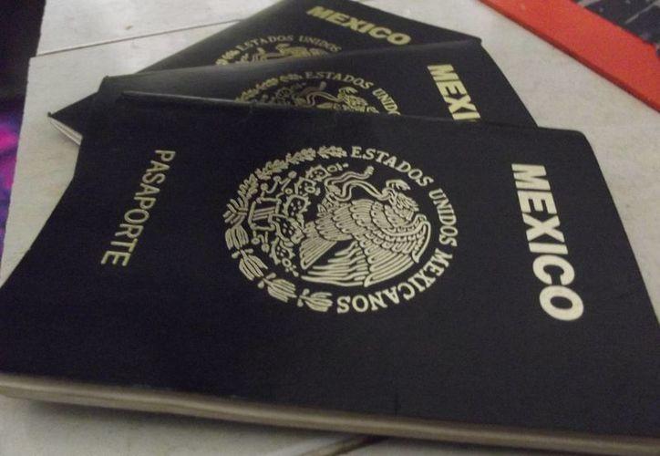 El pasaporte se podrá tramitar por internet a partir del 1 de octubre. (Contexto/Internet)