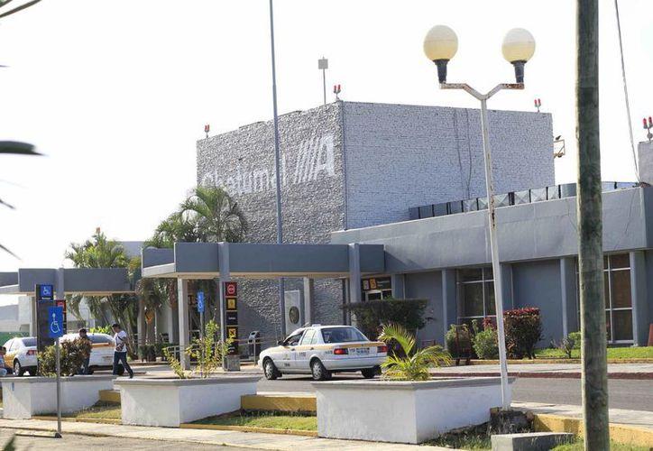 El aeropuerto ocupa 141 hectáreas de tierras ejidales. (Paloma Wong/SIPSE)