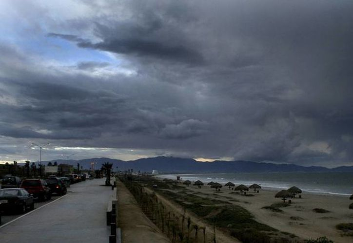 El SMN precisó que ha dejado de emitir reportes sobre la tormenta tropical Gil. (Archivo/EFE)