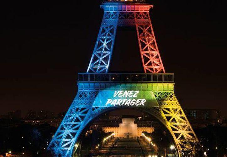 París es candidata, junto con Los Ángeles, para albergar los Juegos Olímpicos de 2024. Budapest, la capital húngara, se retiró de la contienda. (Facebook/París 2024)