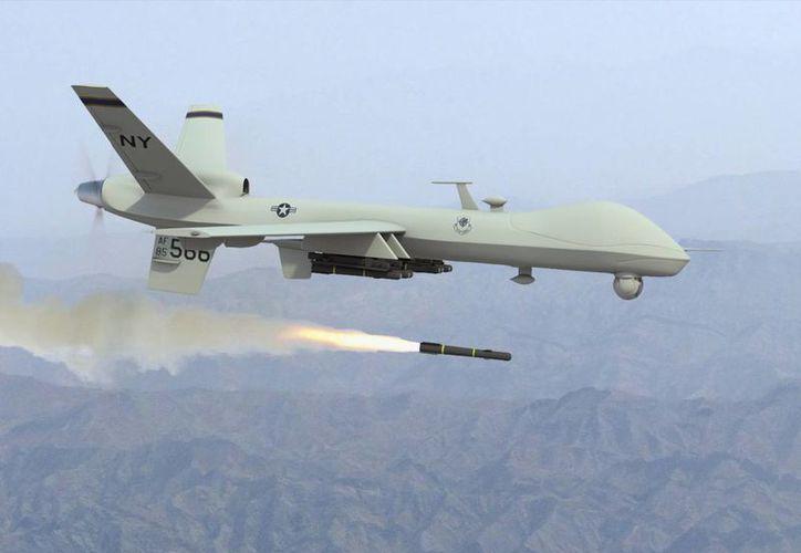 El uso de drones para atacar objetivos de guerra ha sido uno de los temas más polémicos de la presidencia de Barack Obama. (dronewars.net)