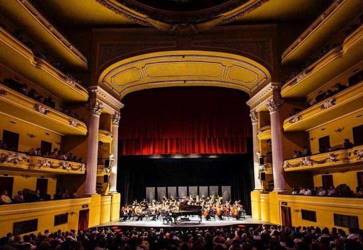 Es espectáculo 'Yucatán y sus raíces' se ofrecerá todos los miércoles en el teatro José Peón Contreras. (Imagen ilustrativa/ SIPSE)