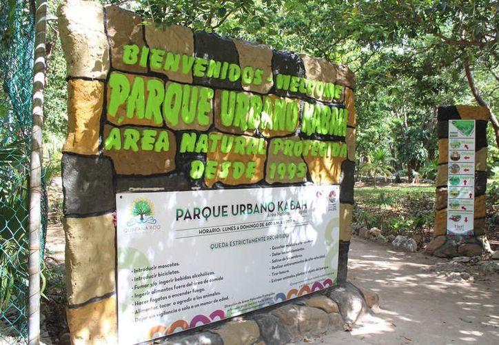 Por ser una área natural protegida, niegan permiso a la atracción del 'Parque de Terror'. (Redacción)