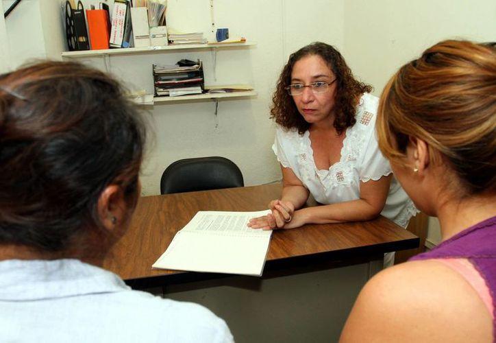 María Herrera Páramo dijo que el instituto municipal se renueva. (Milenio Novedades)