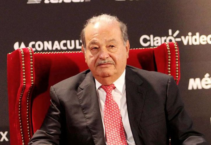 Grupo Carso, propiedad de Carlos Slim, desarrollará programas de infraestructura, entre otros aspectos. (Archivo/Notimex)