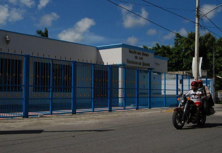 En México se tienen registrados siete mil cultos diferentes, contando Quintana Roo con un total de 60. (Tomás Álvarez/SIPSE)
