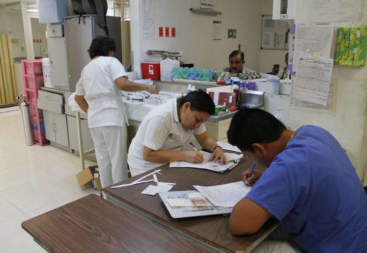 Con la inversión se espera continuar con la prevención de enfermedades virales, atención psicológica además de la infraestructura. (Harold Alcocer/SIPSE)