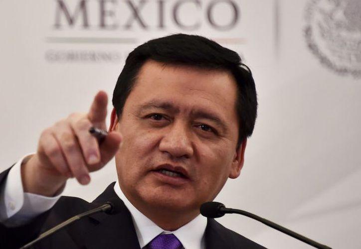 Osorio Chong habló sobre el respeto hacias las instituciones de gobierno. (Contexto/Internet)