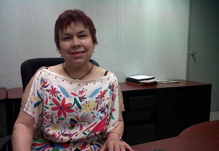 Ninfa Dolores Vázquez tiene una trayectoria de más de 20 años en el Infonavit. (Milenio Novedades)