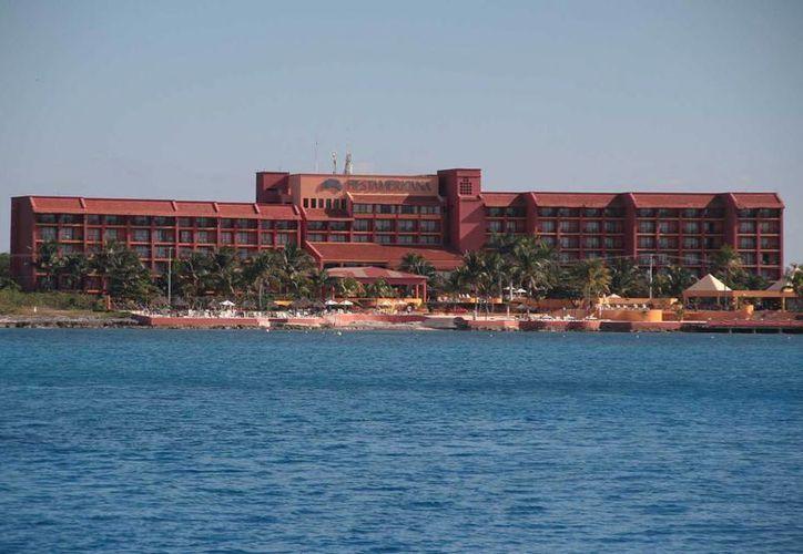 Una parte de la zona costera está concesionada a personas y empresas. (Julián Miranda/SIPSE)