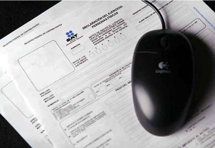 Hasta el 22 de abril pasado se habían autorizado la devolución de 4 mil 716 millones de pesos. (88.9 Noticias)