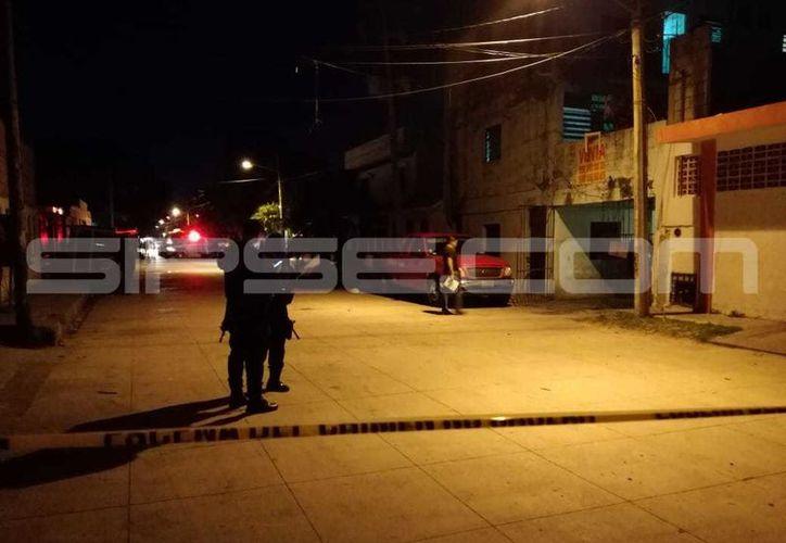 Los hechos ocurrieron en la Manzana 11 de la Supermanzana 75 de Cancún, Quintana Roo. (Captura de pantalla/SIPSE)