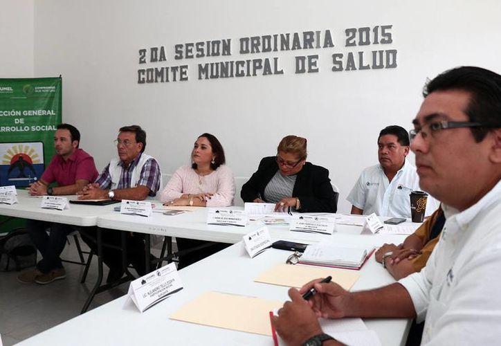 El Comité Municipal de Salud pretende conseguir que Cozumel sea certificado como destino libre de paludismo. (Cortesía)