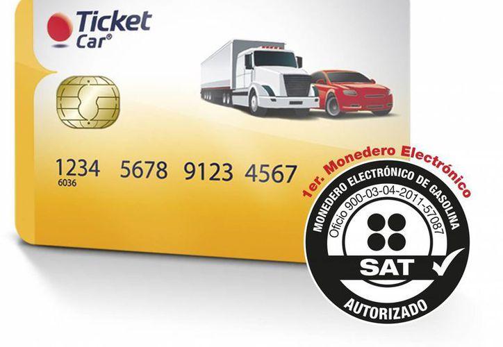 El pago de la gasolina de los automóviles de empresas, por medio de tarjetas de vales, generan grandes beneficios.