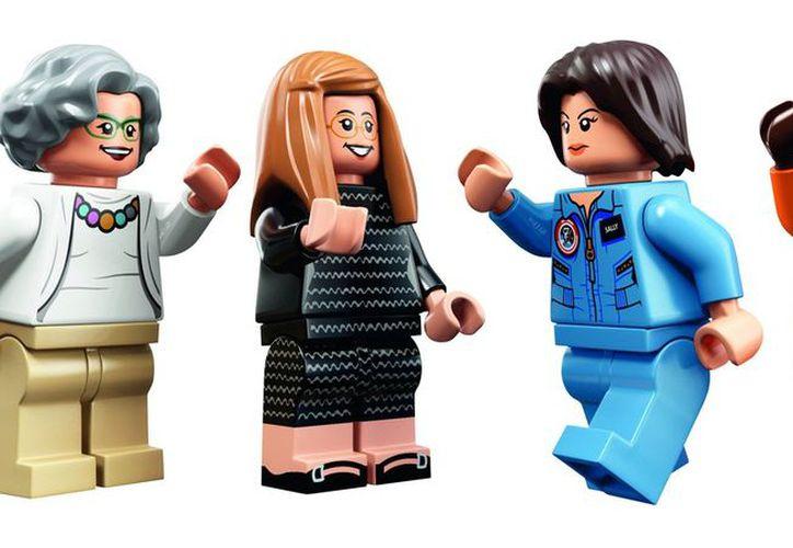 La figuras saldrán a la venta el 1 de noviembre. (Lego)