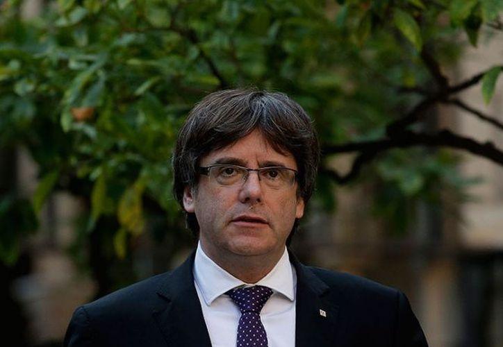 La opción más segura es la de un relevo general de todo el consejo de gobierno de la Generalitat de Cataluña, según la versión que corrobora el PSOE. (AP)