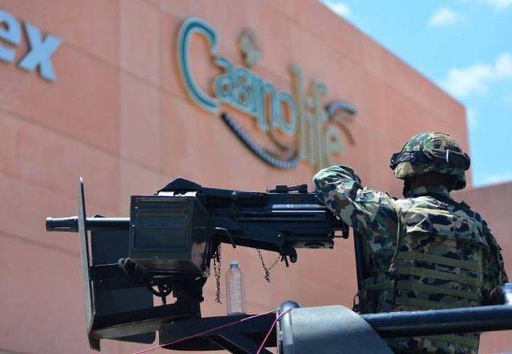 La DGJS señaló que han sido clausurados 35 casinos por alguna autoridad federal o municipal. (Archivo/SIPSE)