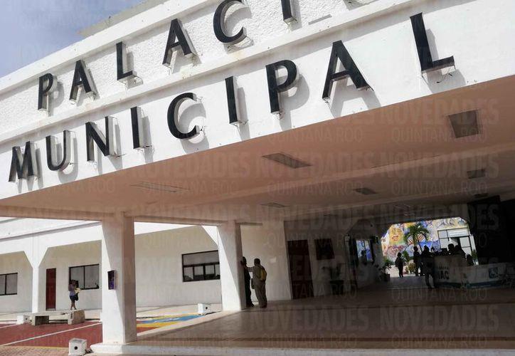 El Ayuntamiento se encuentra en litigio con varios proveedores. (Adrián Barreto/SIPSE)