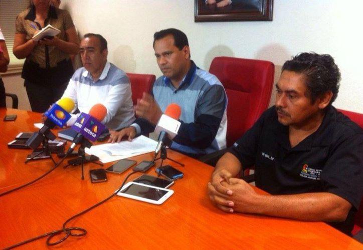 Autoridades de la Procuraduría General de Justicia del Estado confirmaron la detención de David Mota Guillén. (Redacción/SIPSE)