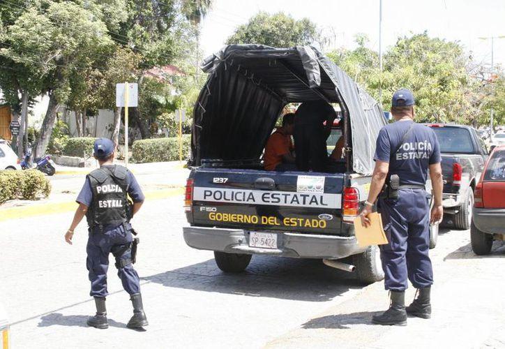 Piden a la población denunciar los delitos cuando sean víctimas de los delincuentes. (Jesús Tijerina/SIPSE)