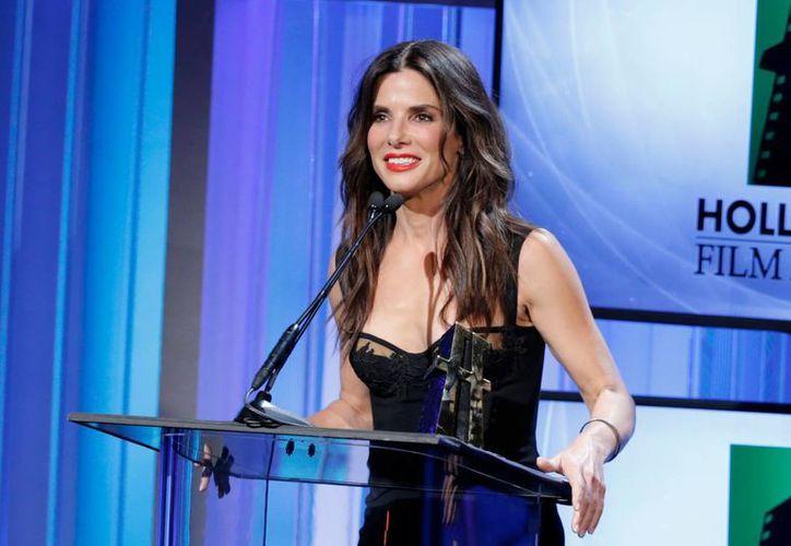 La 17 entrega anual de los premios Hollywood film se llevaron a cabo en el hotel Beverly Hilton. (Agencias)