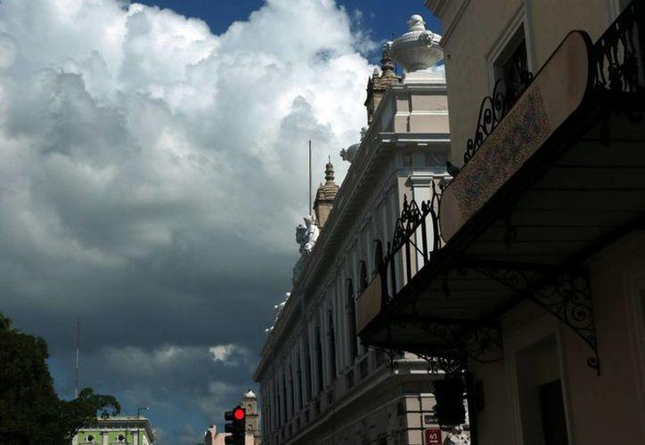 La Conagua pronostica tormentas puntuales fuertes al oriente, norte y centro de Yucatán para este sábado. (SIPSE)