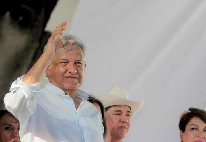 En su gira por Tlaxcala López Obrador señaló que el próximo año ya estaría funcionando dicha institución en la entidad. (El Imparcial)