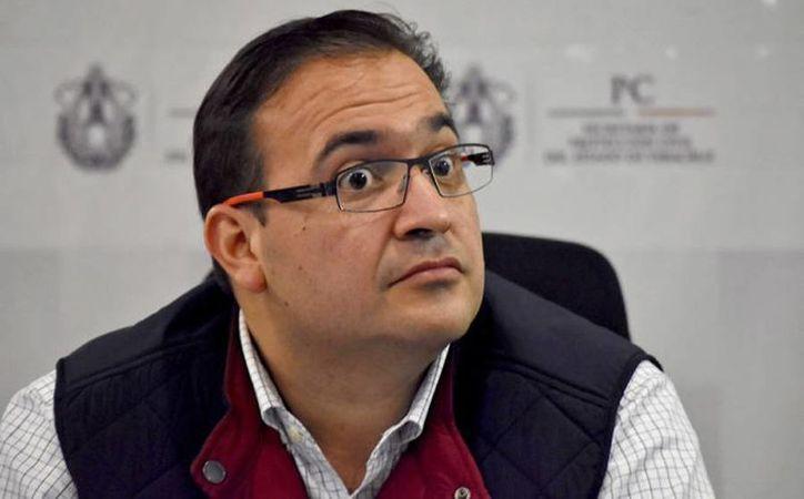 La semana pasada, Javier Duarte pidió licencia para dejar el cargo como gobernador de Veracruz ante las acusaciones en su contra. (tiempo.com.mx)