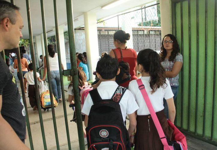 Para infraestructura de educación básica (preescolar, primaria y secundaria) Yucatán recibirá 166 millones 703 mil 016 pesos. (Archivo/SIPSE)