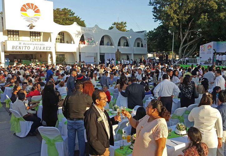 El tradicional evento se va a realizar el 14 de febrero. (Jesús Tijerina/SIPSE)