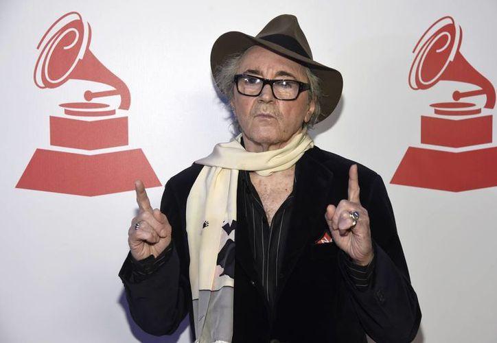 Apenas, el año pasado Barbieri recibió un premio Latin Grammy a su trayectoria por una carrera que abarcó prácticamente todo el panorama del jazz. (Archivo AP)