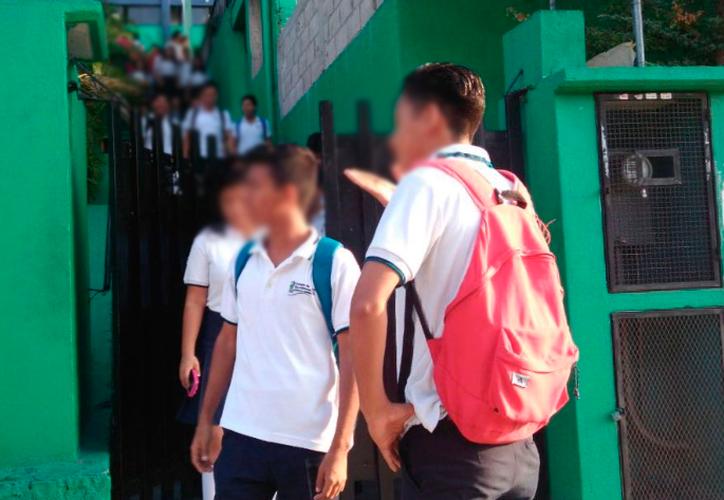 Padres de familia avalaron la decisión acordada por los docentes. (Internet)