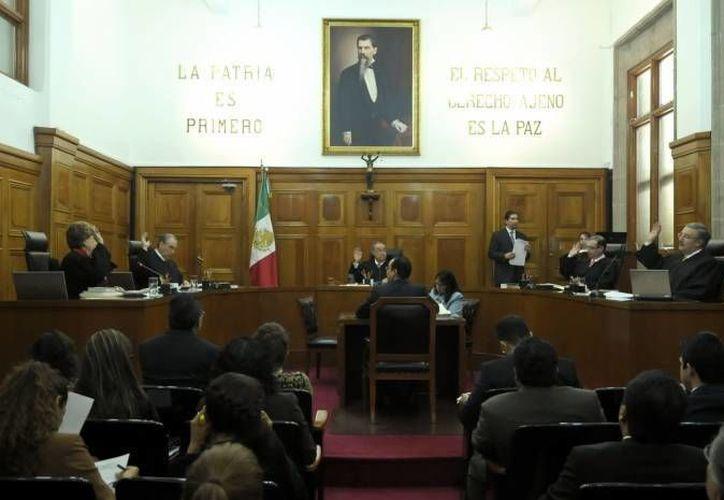 México vive una nueva era de impartición de justicia: titular de la SCJN. (Notimex/Foto de archivo)