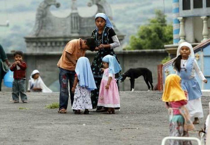 Las sectas operan en México debido a vacíos legales. Imagen de contexto. (Foto de archivo: Daniel Cruz/ Milenio)
