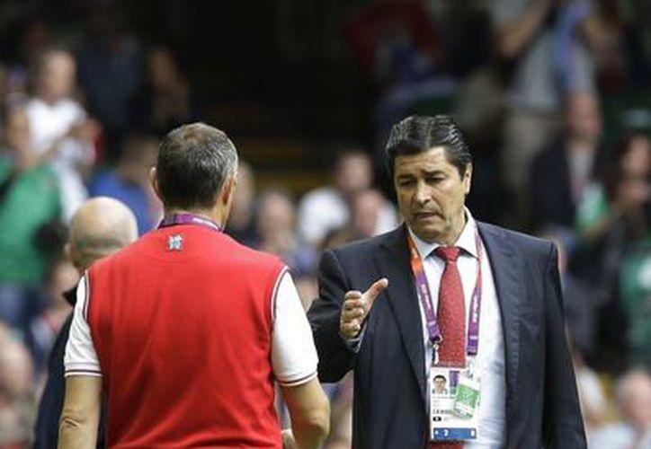 Tena conquistó con el Tri Sub 23 el torneo Esperanzas de Toulon y la medalla de oro en Londres 2012. (Foto: Agencias)