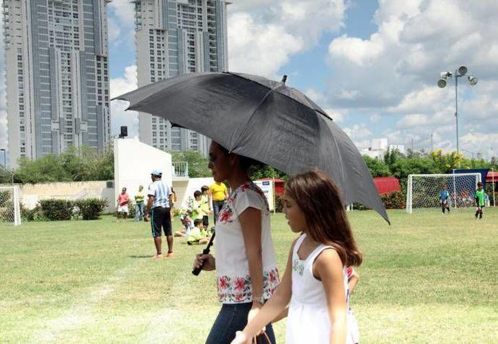 La Conagua espera que este martes haya precipitaciones en Yucatán, además de mañanas y noches frescas. (SIPSE)