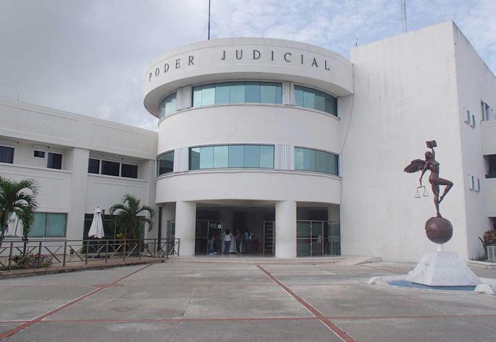 La reunión se realizó en el edificio del Poder Judicial de la Federación. (Luis Soto/SIPSE)