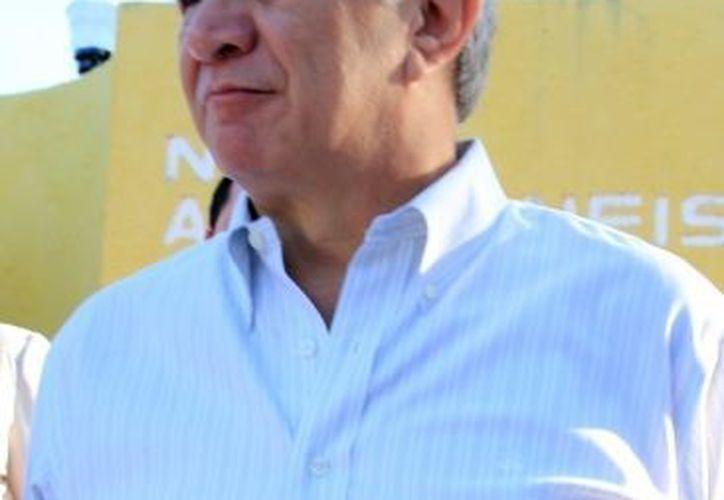 """Alpízar Carrillo encabezará el próximo lunes el """"Encuentro con los Sectores Productivos del Estado"""". (SIPSE/Foto de archivo)"""