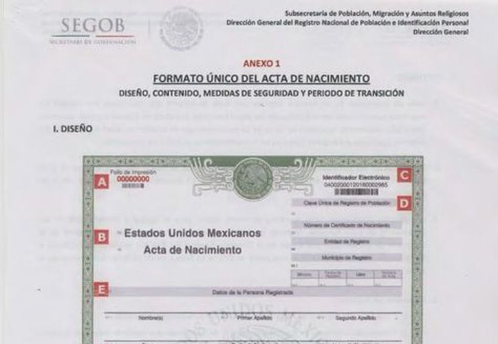 El objetivo es que la ciudadanía conozca los cambios que regirán los documentos oficiales a nivel nacional. (Jesús Caamal/SIPSE)