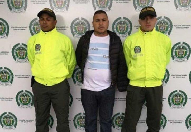 Bernabé Millán Rascón era buscado por la Interpol, por el delito de narcotráfico. (Excélsior)