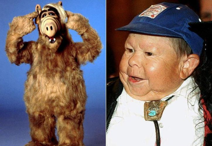 El actor Mihaly 'Michu' Meszaros, nacido en Budapest, encarnó a 'Alf', el irreverente extratarerrestre que conquistó la pantalla a finales de los ochenta. (Agencias/Archivo)